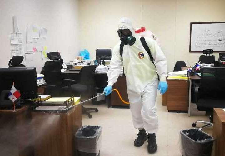 Incrementa desinfecciones para evitar propagación del Covid-19