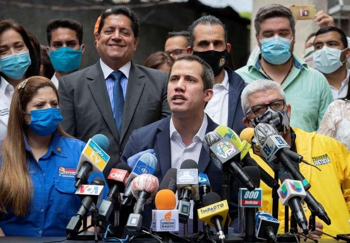 Guaidó llama a la rebeldía y a una segunda independencia