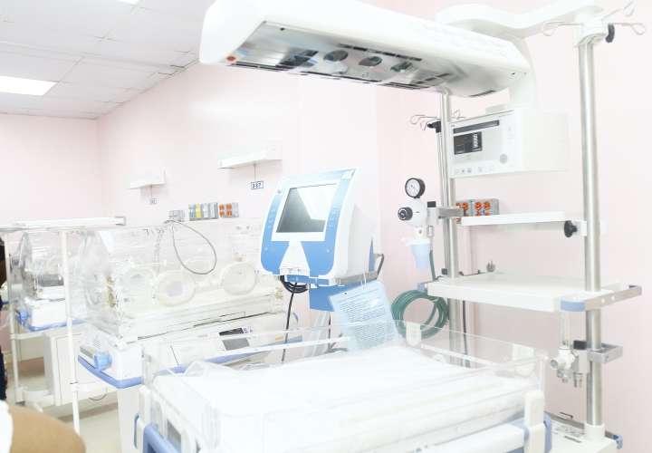 Vienen 43 camas nuevas para pacientes sin Covid
