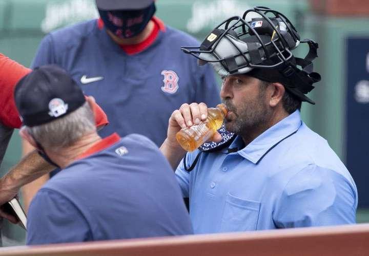 Umpires no quieren arriesgar su salud