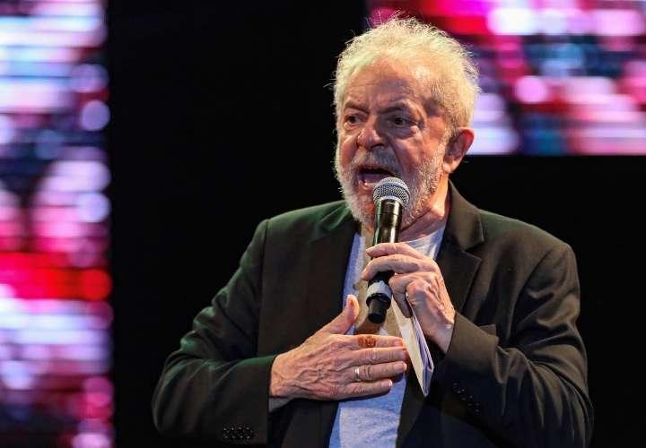 Lula: Bolsonaro 'inventó' contagio por COVID-19