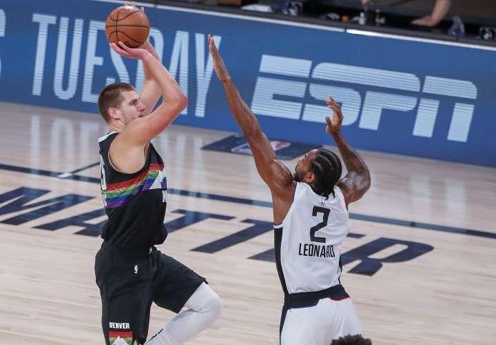 Nuggets-Clippers, en juego decisivo