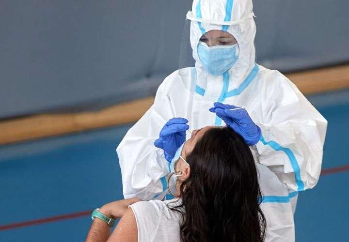 Baja capacidad de contagio de coronavirosos en Panamá