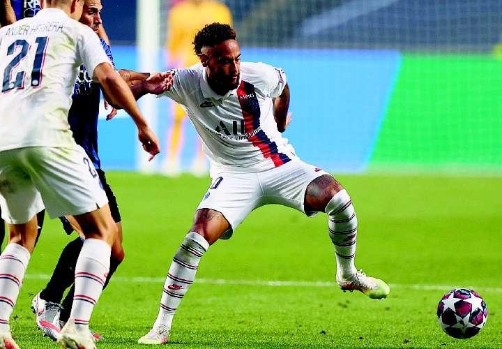 Dos partidos de suspensión para Neymar