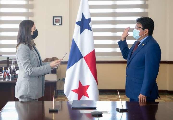 Alexis Alvarado: nuevo gobernador de Guna Yala