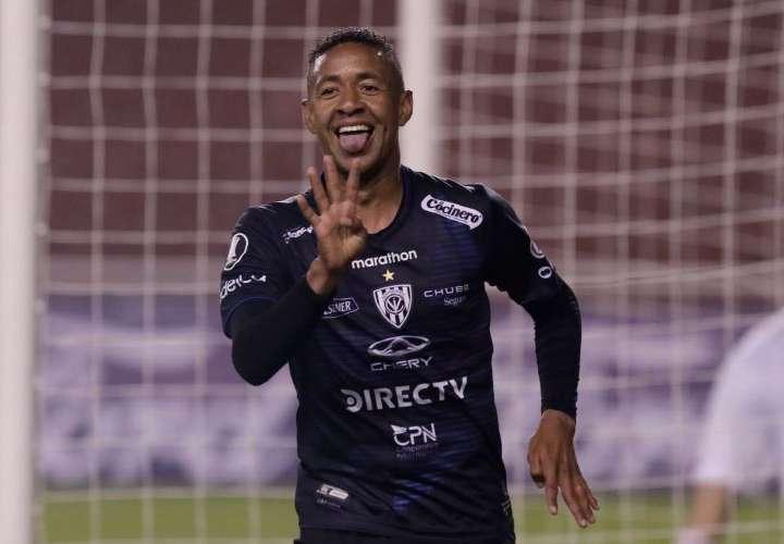 'Gaby' Torres no tuvo piedad del Flamengo de Brasil