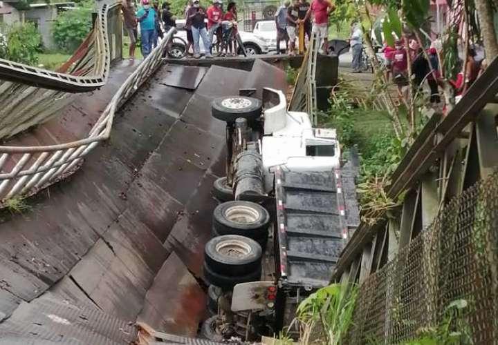 Estragos en Chiriquí y Darién por causa de 'Iota'