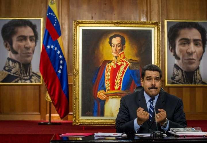 Maduro: 'Si la oposición gana las legislativas dejo el poder'