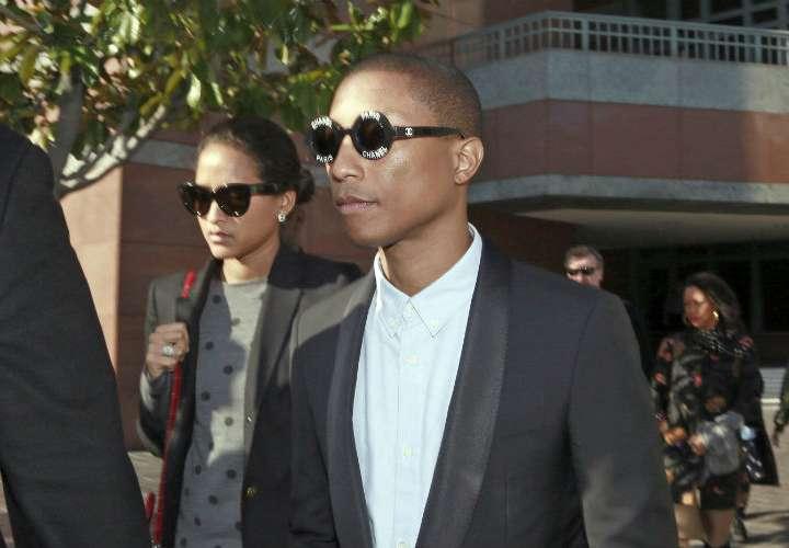 Pharrell Williams estrena video