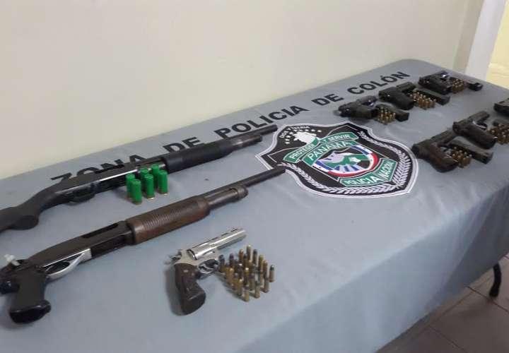 Sacan de las calles más de 900 armas de fuego