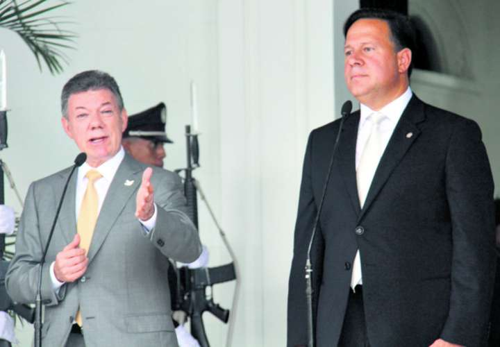 Varela y Santos hablarán sobre seguridad y comercio