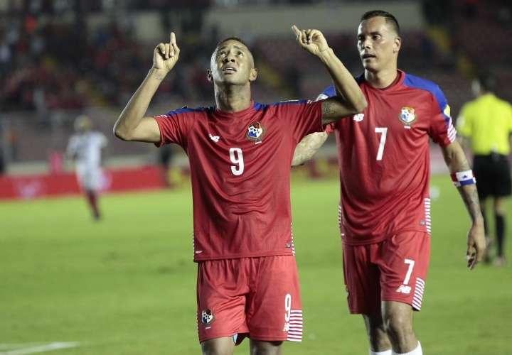 Gaby Torres es una de las figuras de la selección de Panamá. Foto: Anayansi Gamez
