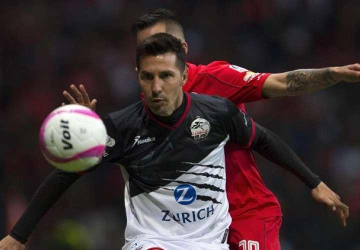El ex jugador de Boca Juniors se encuentra actualmente fuera de Argentina.Foto:  Internet