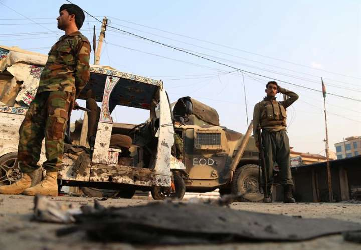 Afganistán: Muere líder de Al Qaeda y 80 insurgentes