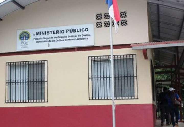 Detenido por venta de droga en Darién