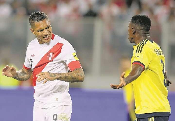 Paolo Guerrero anunció que apelará decisión de la Fifa./ AP