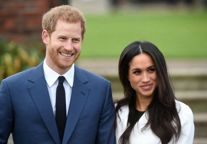 La boda del príncipe Enrique y Meghan Markle ya tiene fecha
