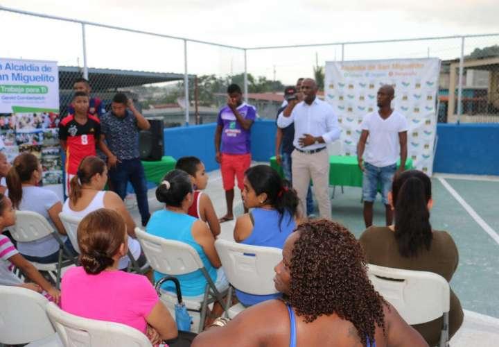 Continúan las actividades deportivas y recreativas en San Miguelito