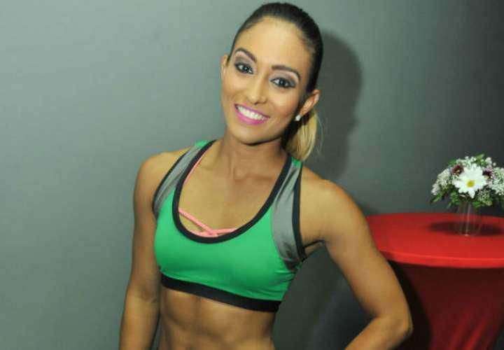 La bicampeona Denisse Becerra regresó a la competencia