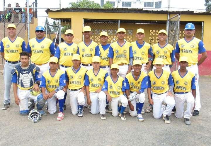 Equipo Preintermedio de Herrera./ Foto Cortesía