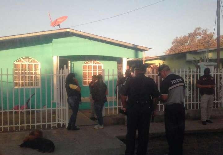 """Caen integrantes de la pandilla """"Bagdad""""  en Aguadulce"""