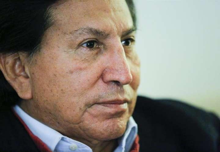 El expresidente peruano Alejandro Toledo. EFE/Archivo