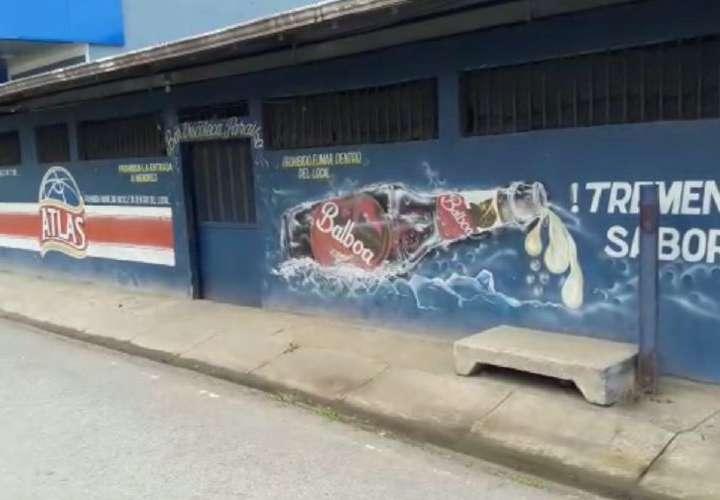 Desmantelan bar donde se vendía droga en Bocas del Toro