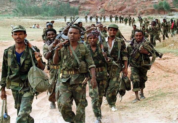 Ejército mata a 16 civiles