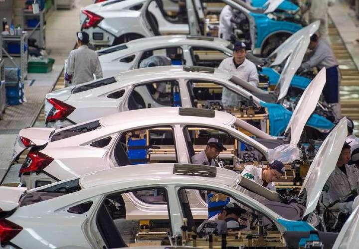 Empresas chinas, bloqueadas en compra de autos