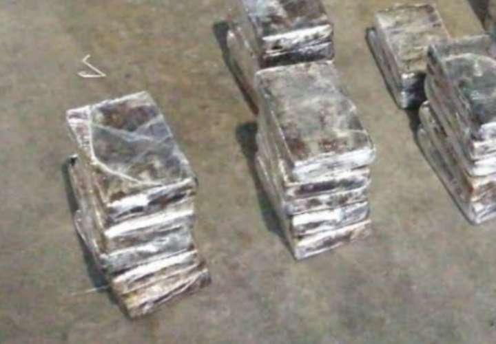 Decomisan 17 kilos de cocaína en Chiriquí