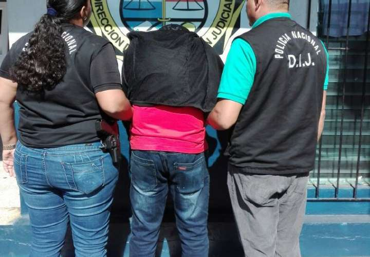 Aprehenden a dos por homicidio en Las Lomas