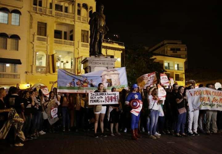 Cartagena rechaza prostitución y la explotación sexual de los menores