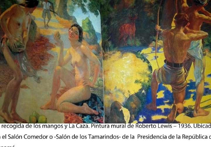 RESCATE DEL OLVIDO # 525 ROBERTO LEWIS 1874 - 1949