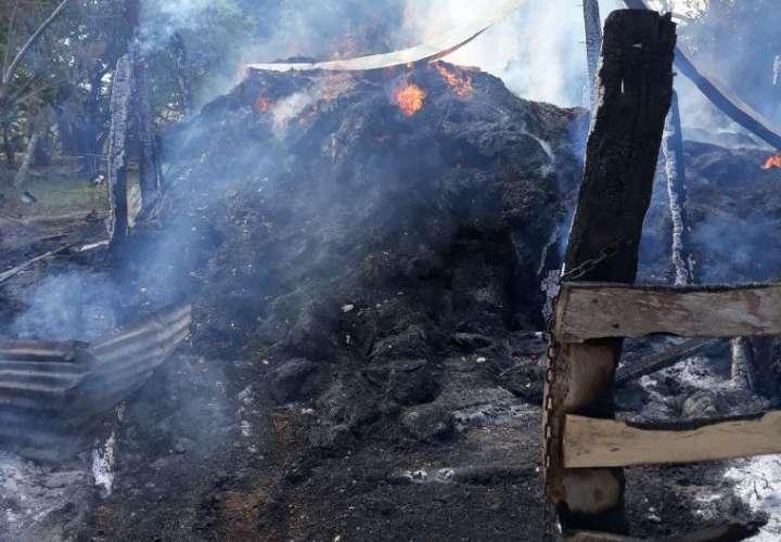 Fuego en Los Santos