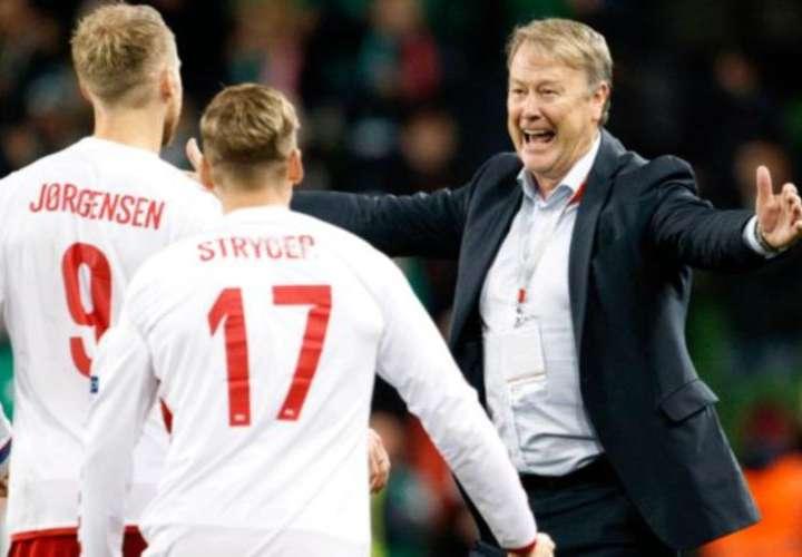 Seleccionador de daneses elogia carácter de Panamá