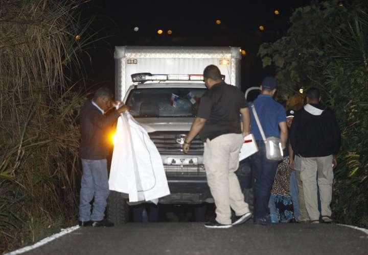 Ejecutado en Chilibre y asesinato en la 4.ª etapa
