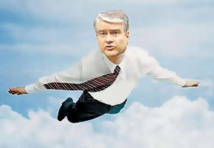Dulcidio insiste en que estamos volando