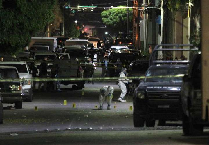 Grupo armado mata a 8 personas en estado mexicano de Guanajuato