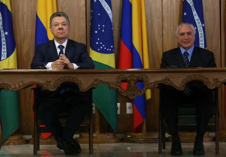 Santos invita a los colombianos a sumarse hoy a la Hora del Planeta