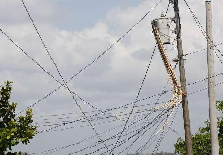 Roban luz en Panamá Oeste