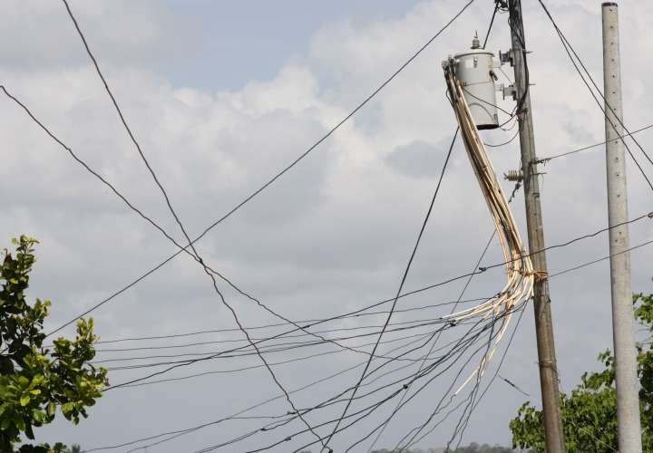 Se incrementa el hurto de energía en Panamá Oeste