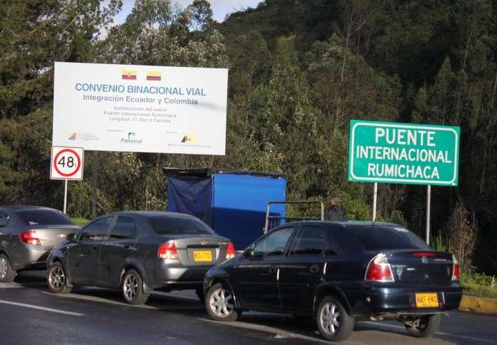 Ecuador y Colombia redoblan la seguridad en frontera tras ataques