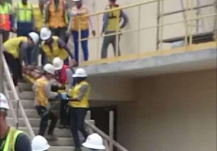 Muere trabajador coreano