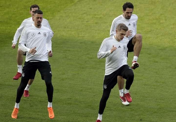 Alemania y Brasil se vuelven a encontrar