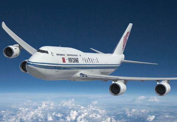 Vienen los vuelos chinos