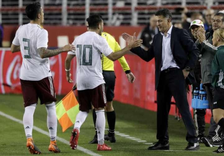 Juan Carlos Osorio trabaja con la selección de México desde 2015.