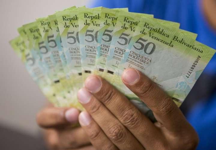 Venezuela cambiará denominación del bolívar a partir del 1 de mayo