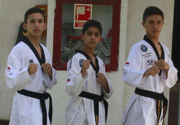 Taekwondistas juveniles competirán en Túnez