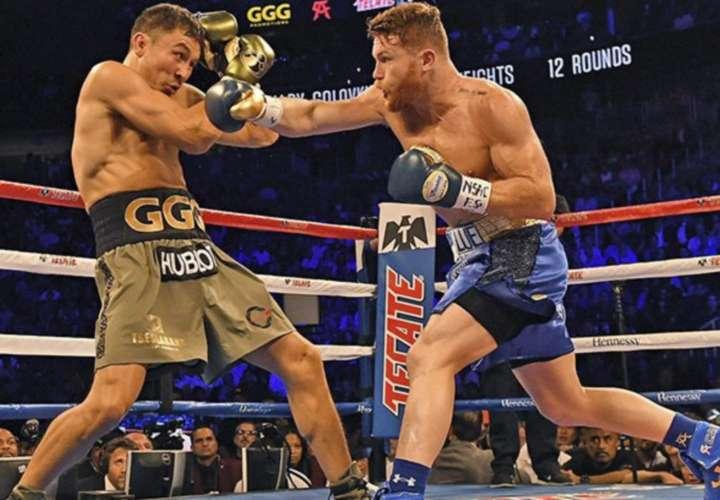 Combate 'Canelo'-GGG está en la cuerda floja