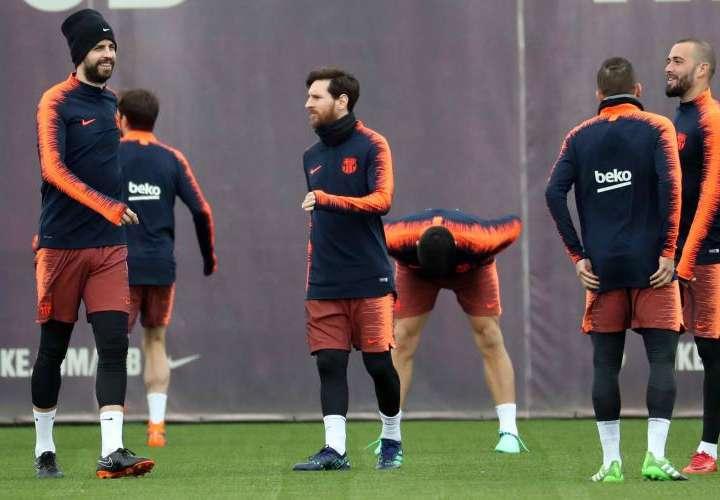Messi es convocado para juego de hoy